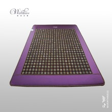 China far infrared negative ion magnetic ceragem jade stone massage mattress cheap price