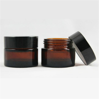 10g 20g 10 ml 20ml 50 ml glass jar with ceramic lid
