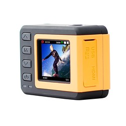 Long Time Recording Mini Waterproof Action Camera/Wifi Sports Camera