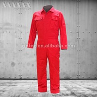 Working uniform coverall