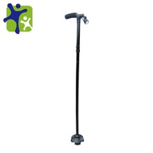 Foldable walking cane gun with light 234