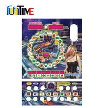 2018 Hotest China table top allp slot game machine