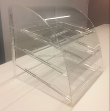 plastic clear baby cubes favor box acrylic candy tube manufacturers