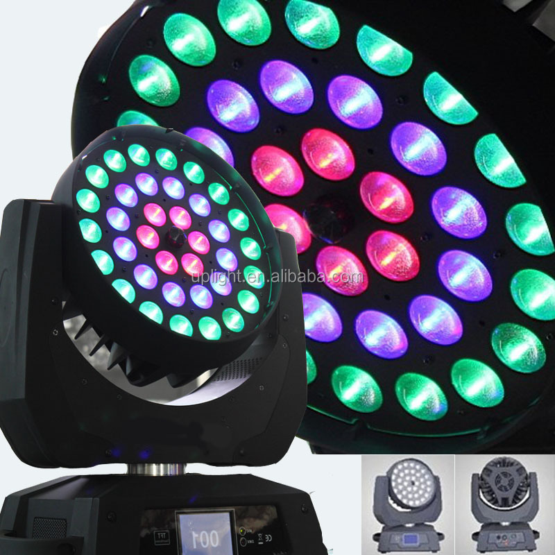 disco lighting moving head wash 10w led xmas light