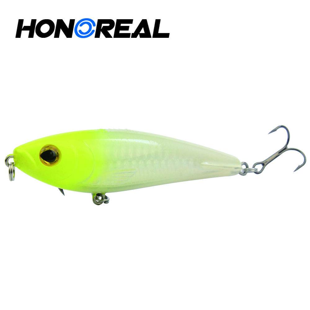 Plastic sea bait pencil bait fishing lures lucky craft lures