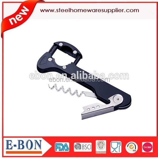 2015 New product Wine bottle opener can opener