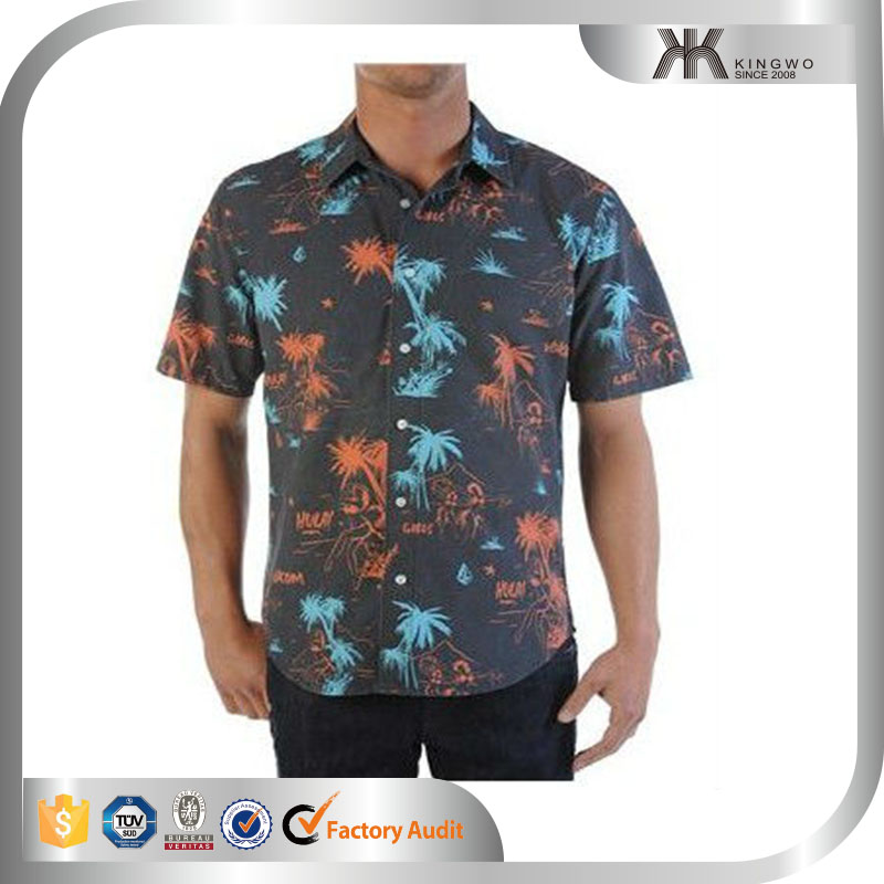 Wholesale fashion short sleeve button down shirts hawaiian for Where to buy button down shirts