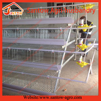 poultry equipment layer poultry rearing cages