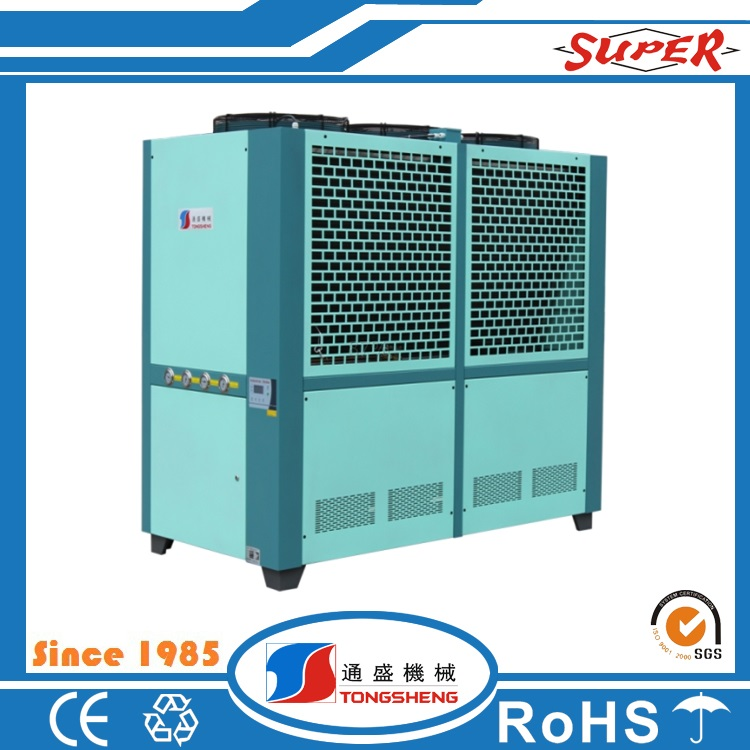 TongSheng CE Certificated Industrial Glycol Water Cooling Air Chiller Unit /Water Cooling Glycol Chiller
