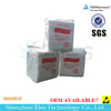In stock esd product 100% polyester wipes