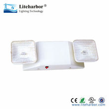 High quality low price twin head rechargeable led emergency light