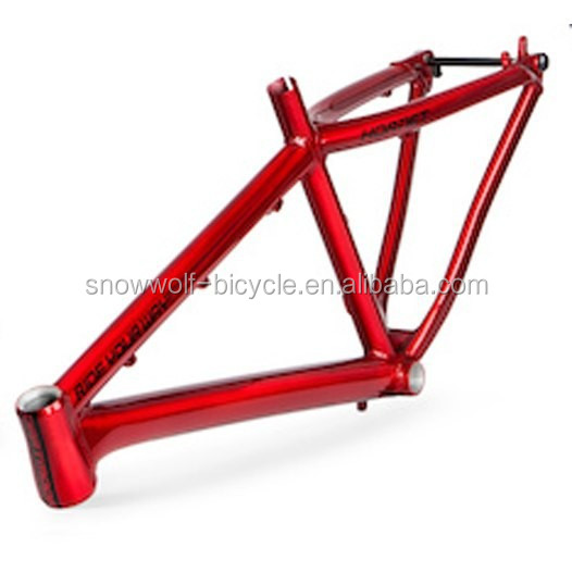 carbon MTB frame 29er customized painting M12