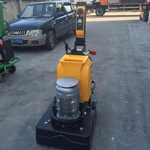 planetary concrete grinding machine for floor polishing with CE