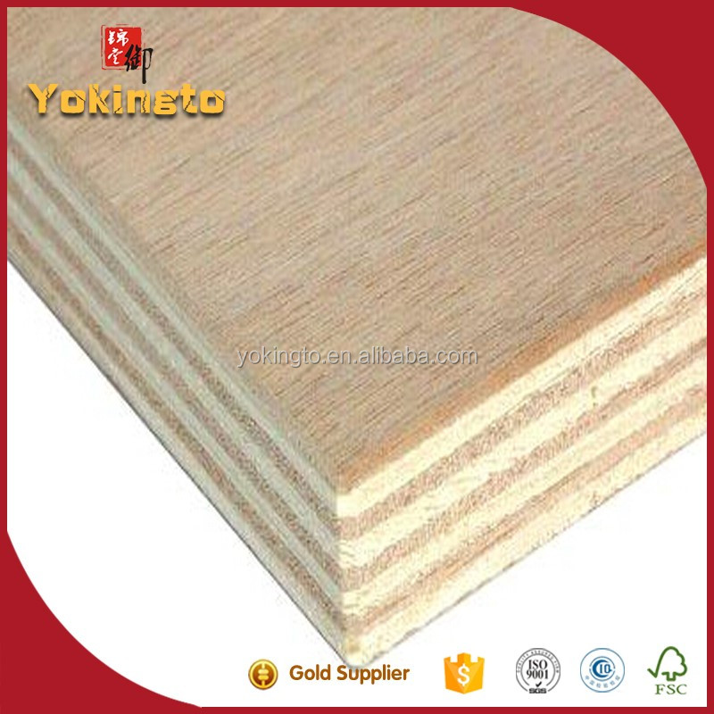 Furniture substitute plywood sheet for laser die cutting machine