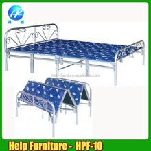 Hot-selling cheaper metal folding bed