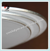 silver acrylic cake stand wholesale