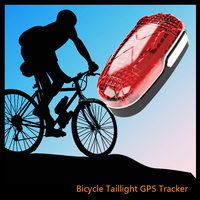 hidden bike gps tracker , mini gps locator / tracker gps for bike anti theft management