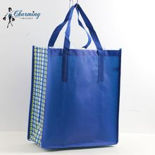 Top selling durable shopping bag pp woven promotional custom shipping bags