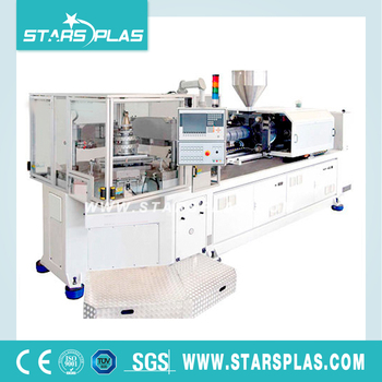 New type raw 300 ton injection Blow moulding machine