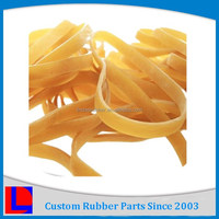 high quality 100% nature rubber bands for packing