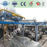With CE/ISO certificate green project waste engine oil to diesel machine in 2014 Canton fair
