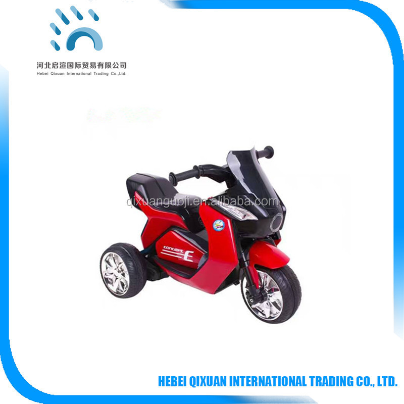 Baby toy car electric motorcycle/Kids ride on car 6v battery powered