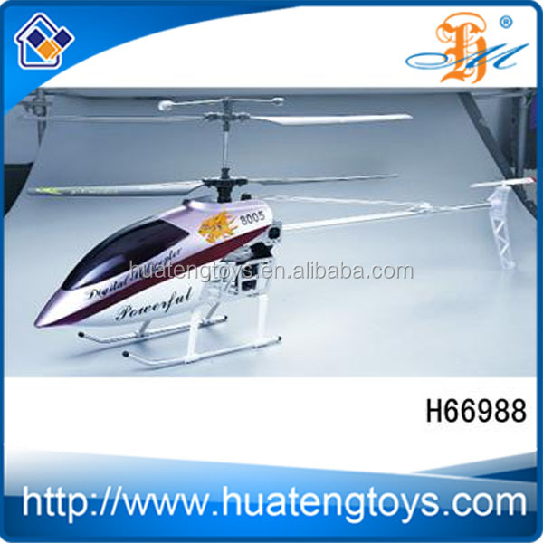 2014 Extra Large Outdoor Toy 3.5CH RC Metal Gyro Helicopter LargeRC Helicopter For Adult H66988