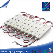 Factory Wholesale DC12V Samsung 5630 LED Module White Waterproof IP65