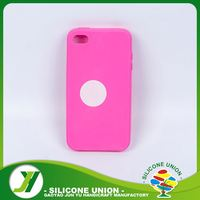Advertising silicone 3d phone case