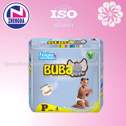 Top quality magic tape first choice cheap baby diapers disposable