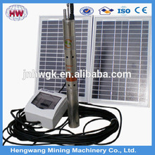 High quality DC 24V deep well Submersible solar water pump for agriculture