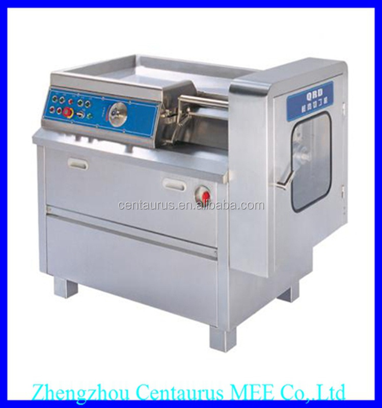 Multi function meat cube slicer with high capacity and good price