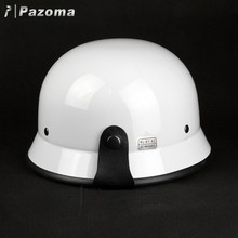 ABS material and Half Face Helmet Type German style motorcycle Helmet