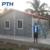Prefab Container House AS Military Camp In Mozambique