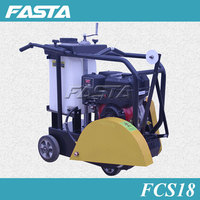 FASTA FCS18 walk behind asphalt cutting machine