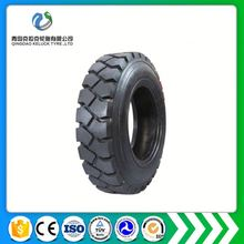 led flashlight forklift solid tyre 300-15 250-15 with tyre tester