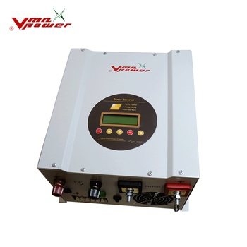 3000W 40A hybrid pure sine wave off-grid generator air conditioner battery inverter solar power system