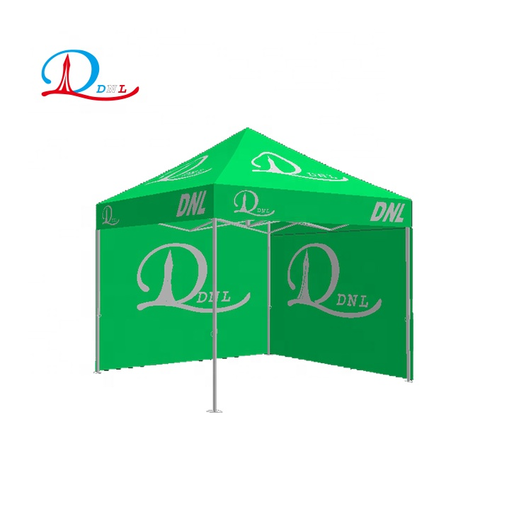 Free design <strong>trade</strong> show cheap custom printed canopy tent