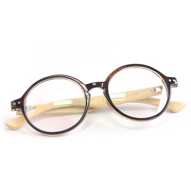 cheap bamboo wood sunglasses round frame hot new products for 2016