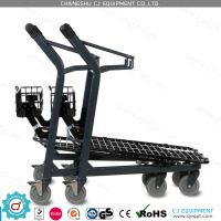 canada shopping trolley go carts supermarket hand trolley