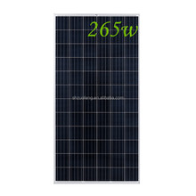 JA high quality 265watt polycrystal solar panel