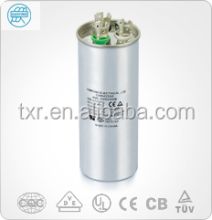 sanying CBB65 Air Conditioner Capacitor AC Motor Run Capacitor 30uf 35uf 40uf 45uf 50uf 60uf Price List of Capacitor