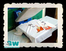 T-shirt transfer paper for cotton paper and fine