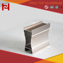 Chinese Real Top Aluminum profile single hung window