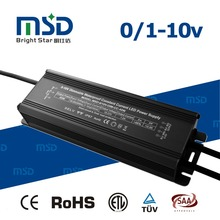IP67 waterproof 0/1-10v cc 40w 500mA led power supply dimmable led driver for outdoor lighting