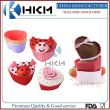 Silicone Muffin Cases Baking Cases Muffin Moulds Cupcake Cups For Cakes