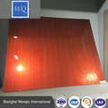 1220x2800mm mdf uv board woodgrain color