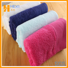 China Supplier Sports Towel Stock Lots Softtextile Hand Towel Terry