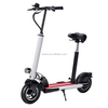 Dogebos Fashion 10 inch Alloy folding electric bike 2016 New Fashion 10 inch Alloy folding mini wheel electric scooter