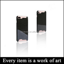 Wholesale price New Mobile Accessories Carbon Fiber Mobile Phone Case for iPhone7/iPhone7plus